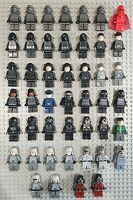 Genuine Lego Star Wars 1st order Minifigures, VGC great, stocking fillers £0 P&P