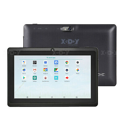 """XGODY 7"""" INCH Android 8.1 GMS Tablet PC Bluetooth 2xCamera Quad-Core WiFi 1+16GB"""