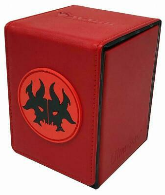 Guilds of Ravnica Rakdos Alcove Ultra Pro flip box card box case for MTG cards