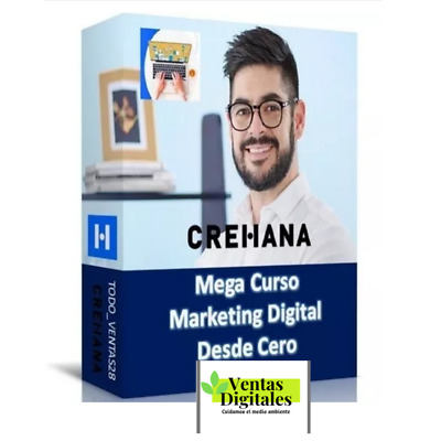Mega Curso Marketing Digital Desde Cero