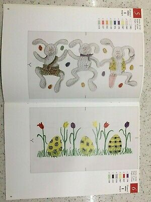 Husqvarna Viking Machine Endless Embroidery Pattern #70 - Happy Seasons: Disc&CD