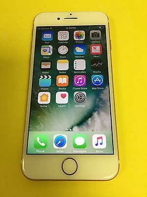 Apple iPhone 7 - 128GB - Rose Gold (Unlocked) - Good Condition - Clean IMEI