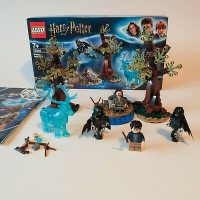 LEGO 75945 Harry Potter Expecto Patronum Boxed Set - COMPLETE box Stag Sirius