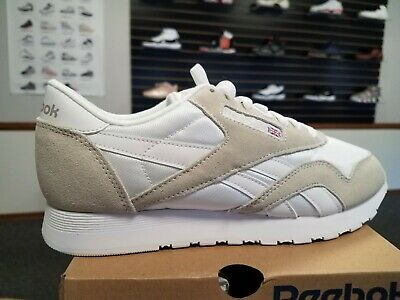 Discount Outlet Reebok Classic Nylon Arch Trainer Men [White
