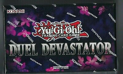 Yu-Gi-Oh Duel Devastator Box TCG Factory Sealed  56 Ultra Rare Cards