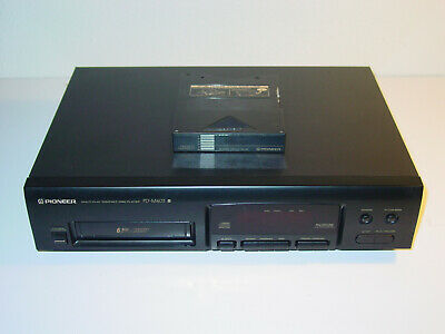 Pioneer PD-M403 6 Disc Compact Disc CD Changer Player