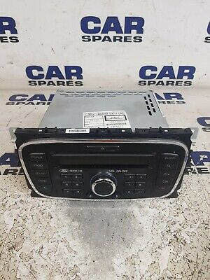 2011 Ford Smax Radio Bs7T-18C815-Ac