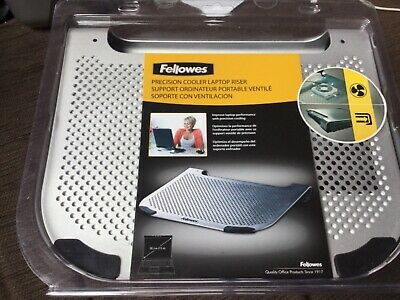 FELLOWES Precision Cooler Laptop Riser Brand New unopened Unwanted gift