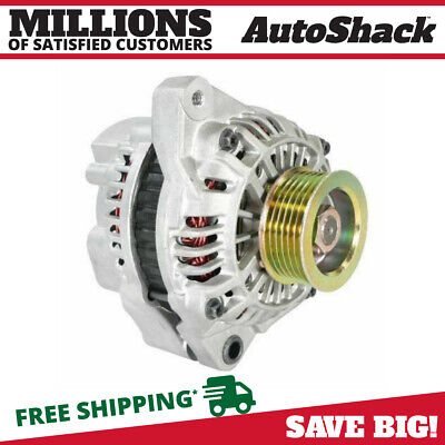 New Alternator 70 AMP High Output for 2001-2005 Honda Civic Acura EL 1.7L