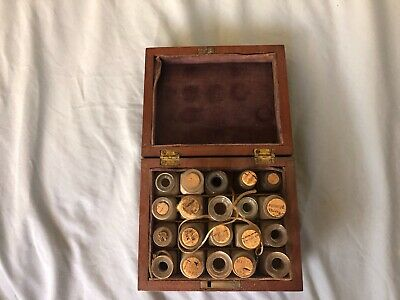 Civil War Era Doctor's Medicine kit W/ Contents, Apothecary, Pharmacy 1860s