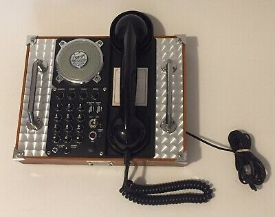 Spirit of St. Louis Classic Field Phone S.O.S.L. Collection Telephone