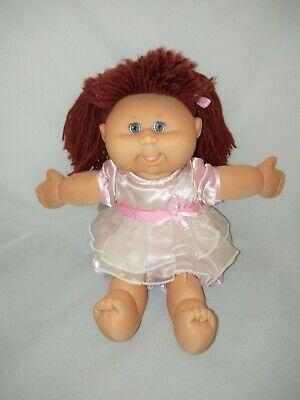 2004 Cabbage Patch Kid Doll 44cm PLAY ALONG Hong Kong OAA Inc Wool Hair Exc Cond