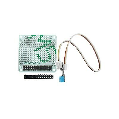 M5Stack Experimental Protoboard with DHT12 Temperature Humidity Sensor