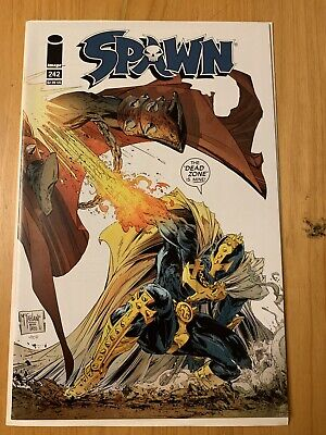 Spawn #242 & 252 Todd McFARLANE cover   Inspired by Greg Capullo   Image Comics