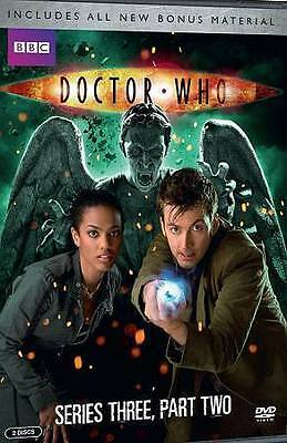 Doctor Who: Series Three, Part Two (DVD, 2014, 2-Disc Set) David Tennant