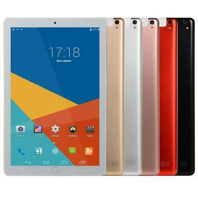 10.1 pollici 6GB+64GB Tablet PC bluetooth Android 8.0 Octa 10 Core WIFI 2 SIM 3G