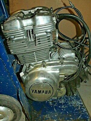 Motor engine Yamaha XS 650 447