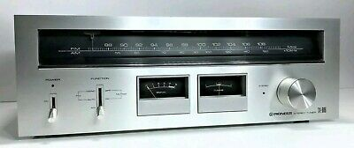Vintage 1978 Pioneer Tx-606 Am/Fm Analogue Stereo Tuner | Tested And Working