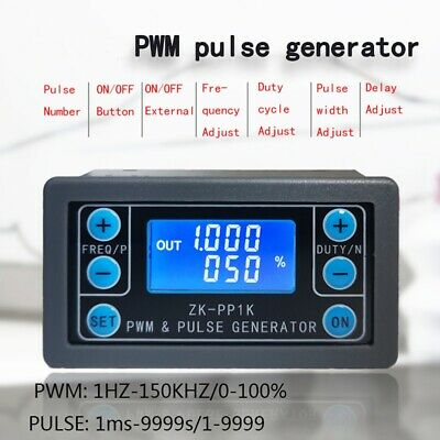 PWM Pulse Frequency Ciclo Regolabile Modulo Wave Signal Generator CM