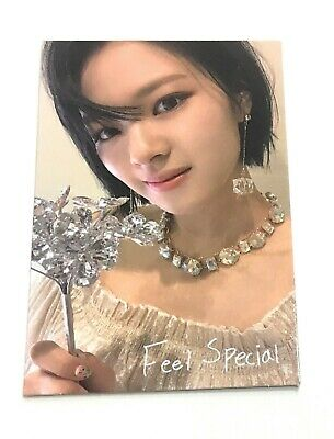 TWICE JEONGYEON 8th Mini Album Feel Special JEONGYEON Official Photocard JYA06