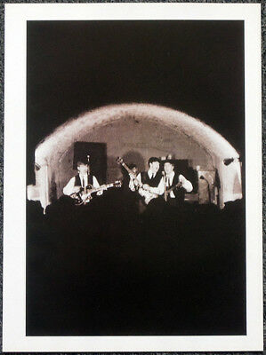 The Beatles Poster Page . 1962 Cavern Club Liverpool 19 Feb Concert . U17