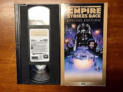 Star Wars (VHS, 1997, Special Edition)