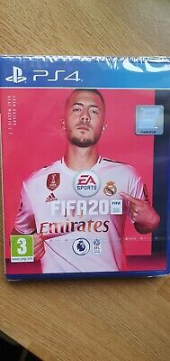 PS4 FIFA20 game. Unopened, brand new