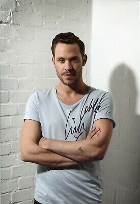 Will Young SIGNED AUTOGRAPH AFTAL UACC RD