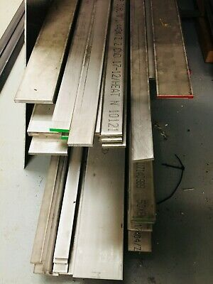 OFF CUTS FLAT BAR Stainless Steel  CHEAP - PRICE PER KG