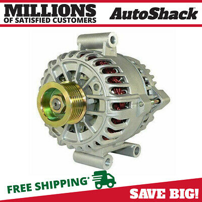 Alternator 135 AMP High Output For 2005-2008 Ford Mustang Base Coupe 4.0L V6