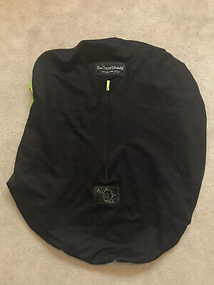 SnoozeShade 1115 Universal Stroller Blind - Black - Used - Great Condition