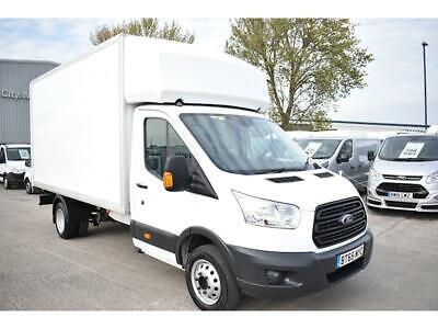 Ford Transit 350 L4 LUTON with Tail Lift 2.2 TDCi 125ps Heavy Duty DIESEL RWD
