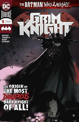 Batman Who Laughs The Grim Knight #1 Variant DC Comics 2019
