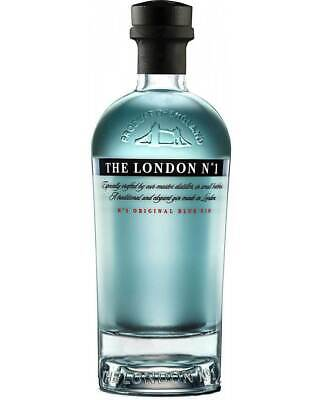 THE LONDON GIN N° 1 Original Blue  Vol. 47% Super Premium 70 cl NUOVO