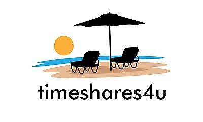 Blue Tree Resort Timeshare 1B/1B Week 1 Annual $300 Orlando Florida Disney