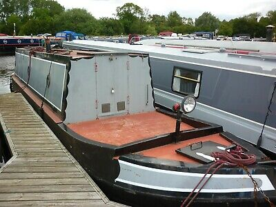 """""""TUG IV"""" 40ft Traditional Narrowboat - Price reduced for quick sale"""