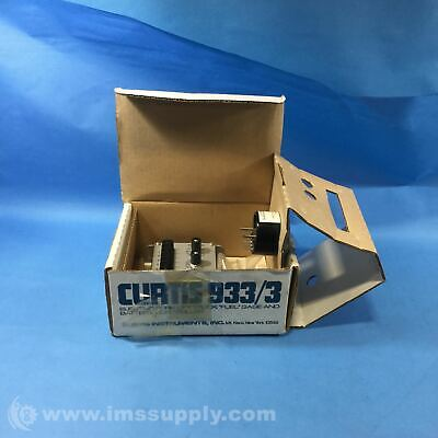 "Curtis 933/3 Electric Fork Lift ""Fuel"" Gauge & Battery Controller FNOB"