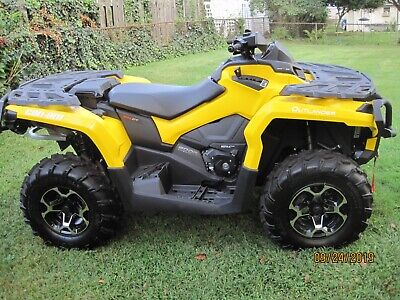 2015 CAN-AM Outlander Max XT 800R 4X4 For Sale