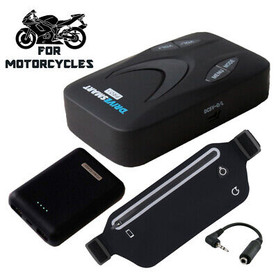 Drivesmart Pro GPS Speed Camera Detector Upgrade For Motorcycle Motorbike Bike