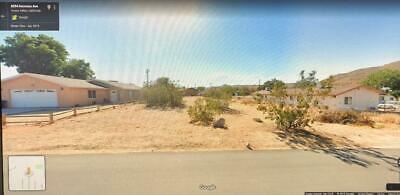 Land for Sale CA Yucca Valley California Lot Parcel