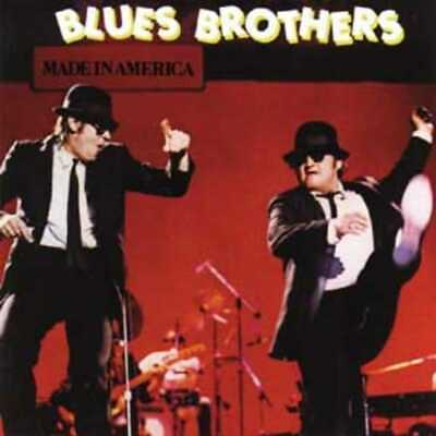 The Blues Brothers: Made in America (Live) NEW CD Live,Original recording remast