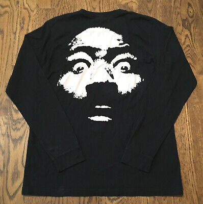 Childish Gambino T Shirt Large This Is America Donald Glover Long Sleeve Hip Hop