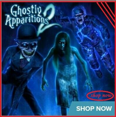 NEW Halloween Ghostly Apparitions 2 AtmosFx Projection Digital Download 2019