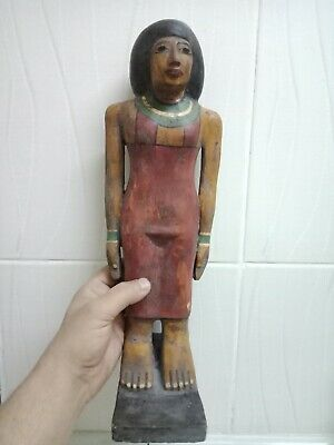 Merit Aton or the beloved of Athen is the eldest daughter of Akhenaten . 40cm