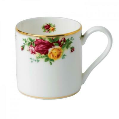 Royal Albert Old Country Roses Modern Mug 10.5 Oz.