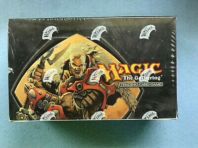 MTG Magic the Gathering Tenth (10th) Edition English Factory Sealed Booster Box