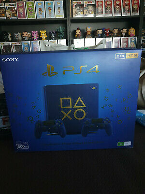 PS4 Playstation 4 Sony Days of Play LE Empty Replacement Box With Inserts
