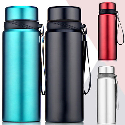 Stainless Steel Water Bottle Double Walled Vacuum Insulated Sports Cup BPA Free