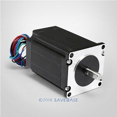 ENGMATE Nema 23 Stepper Motor 306Oz-In 2-Phase 3A for CNC Mill Router Cutter