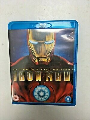 Iron Man - Blu Ray Ultimate 2 Disc Edition